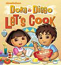 Dora & Diego Lets Cook