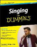 Singing for Dummies [With CD (Audio)] (For Dummies)
