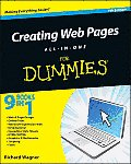 Creating Web Pages All in One For Dummies 4th Edition