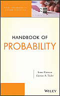 Handbook of Probability (Wiley Handbooks in Applied Statistics)