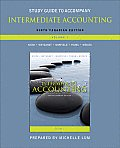Intermediate Accounting, Volume 1-study Guide (Canadian) (9TH 11 Edition)