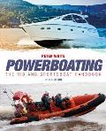 Powerboating The Rib & Sportsboat...