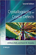 Crystallography and Crystal Defects Cover
