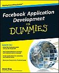 Facebook Application Development for Dummies