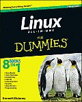 Linux All-In-One for Dummies [With DVD ROM] (For Dummies)
