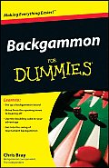 Backgammon for Dummies (For Dummies)