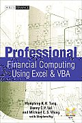 Professional Financial Computing Using Excel and VBA [With CDROM]