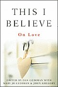 This I Believe: On Love Cover