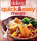 Diabetic Living Quick & Easy Diabetic Meals