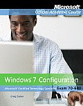 70-680 : Windows 7 Configuration (11 Edition)