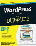 WordPress All in One For Dummies 1st Edition