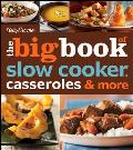 Betty Crocker the Big Book of Slow Cooker, Casseroles & More Cover