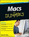 Macs For Dummies 11th Edition