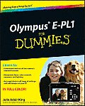 Olympus PEN E-PL1 for Dummies (For Dummies)
