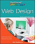 Teach Yourself Visually #73: Teach Yourself Visually Web Design Cover