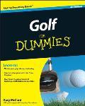 Golf for Dummies (4TH 11 Edition)