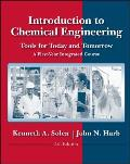 Introduction To Chemical Engineering (5TH 11 Edition)