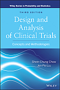 Design & Analysis of Clinical Trials Concepts & Methodologies