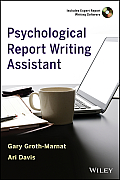 Integrated Psychological Assessment Reports Theories Guidelines & Strategies