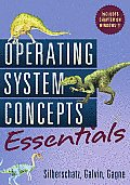 Operating System Concepts Essentials (11 Edition) Cover