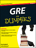 GRE For Dummies 7th Edition