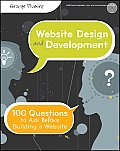 Website Design & Development 100 Questions to Ask Before Building a Website