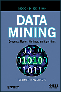 Data Mining: Concepts, Models, Methods, and Algorithms (2ND 11 Edition)