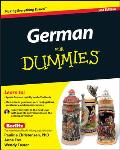 German for Dummies [With CD (Audio)] (For Dummies)