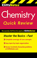 CliffsNotes Chemistry Quick Review (CliffsNotes)