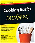 Cooking Basics For Dummies 4th Edition