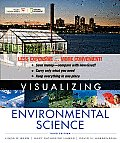 Visualizing #241: Visualizing Environmental Science, Third Edition Binder Ready Version Cover