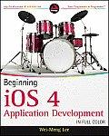 Beginning iOS 4 Application Development