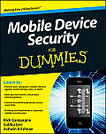 Mobile Device Security for Dummies (For Dummies)
