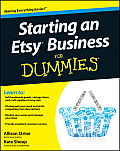 Starting an Etsy Business for Dummies 1st Edition