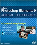 Digital Classroom #53: Photoshop Elements 9 Digital Classroom Cover