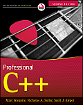 Professional C++ 2nd Edition
