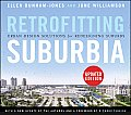 Retrofitting Suburbia, Updated Edition: Urban Design Solutions for Redesigning Suburbs Cover