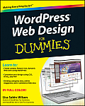 WordPress Web Design for Dummies (For Dummies)