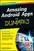 Amazing Android Apps for Dummies (For Dummies)