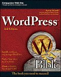 WordPress Bible 2nd Edition