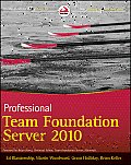 Professional Team Foundation Server 2010 Cover