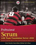 Professional Scrum with Team Foundation Server 2010