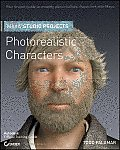 Maya Studio Projects Photorealistic Characters Cover