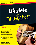 Ukulele for Dummies [With CD (Audio)] (For Dummies)