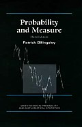 Probability & Measure 3rd Edition