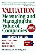 Valuation 2nd Edition With Disc