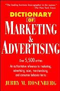 Dictionary Of Marketing & Advertising