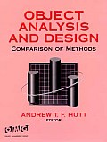Object Analysis and Design: Comparison of Methods
