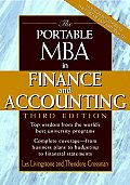 Portable Mba In Finance & Accounting 3rd Edition