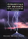 Fundamentals Of Physics Extended 5th Edition